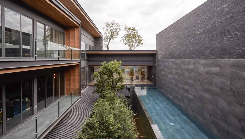 บ้านหรู 100 ล้าน Atelier ภายนอก 1