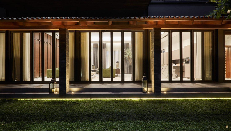 บ้านหรู 100 ล้าน Atelier ภายนอก 9